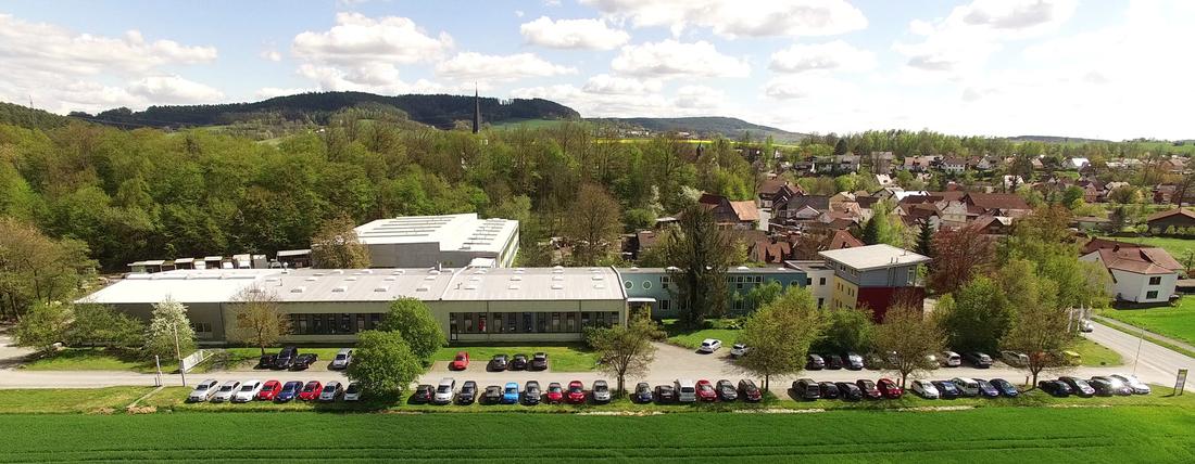 Hauptsitz von SITEC im oberfränkischen Weissenbrunn.