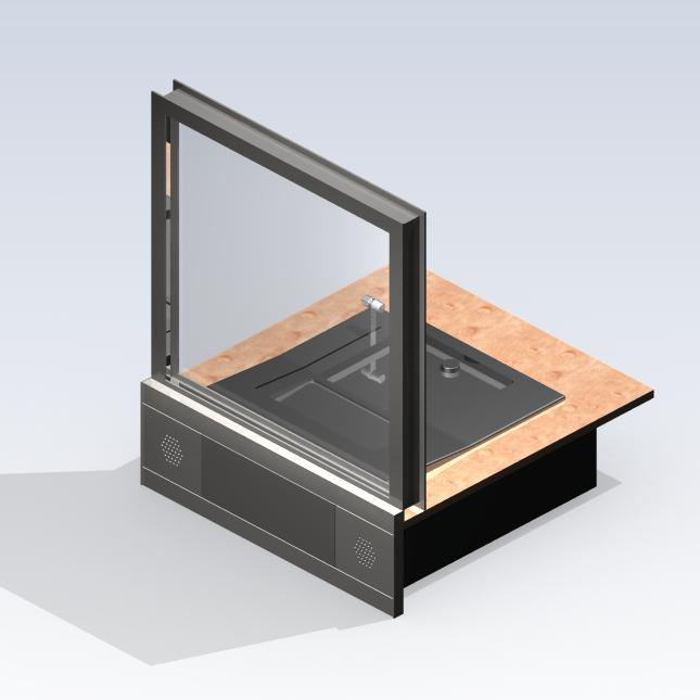 Fassadenschalter P7090