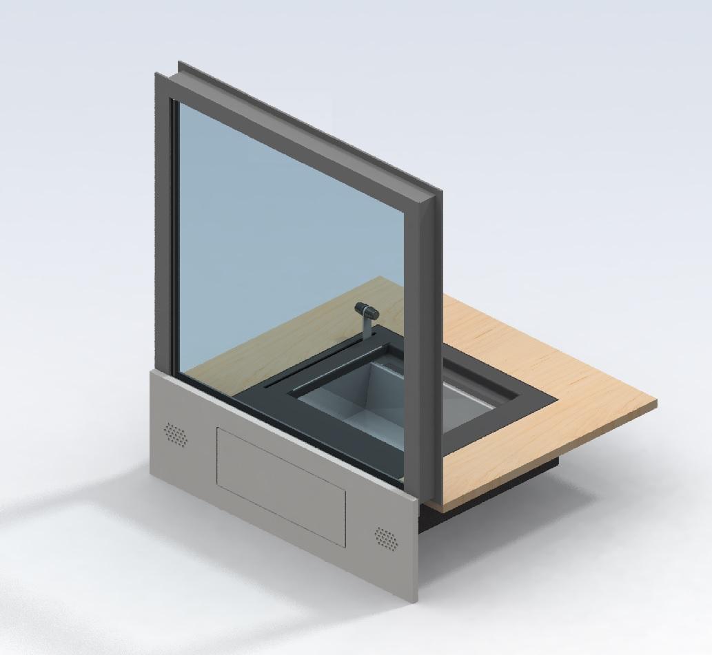 Fassadenschalter P7195