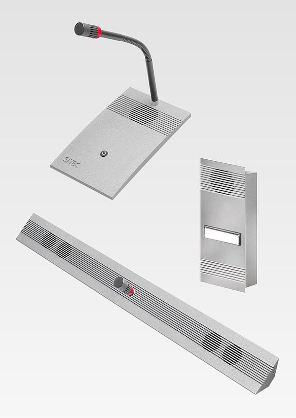 Intercom system - technical details